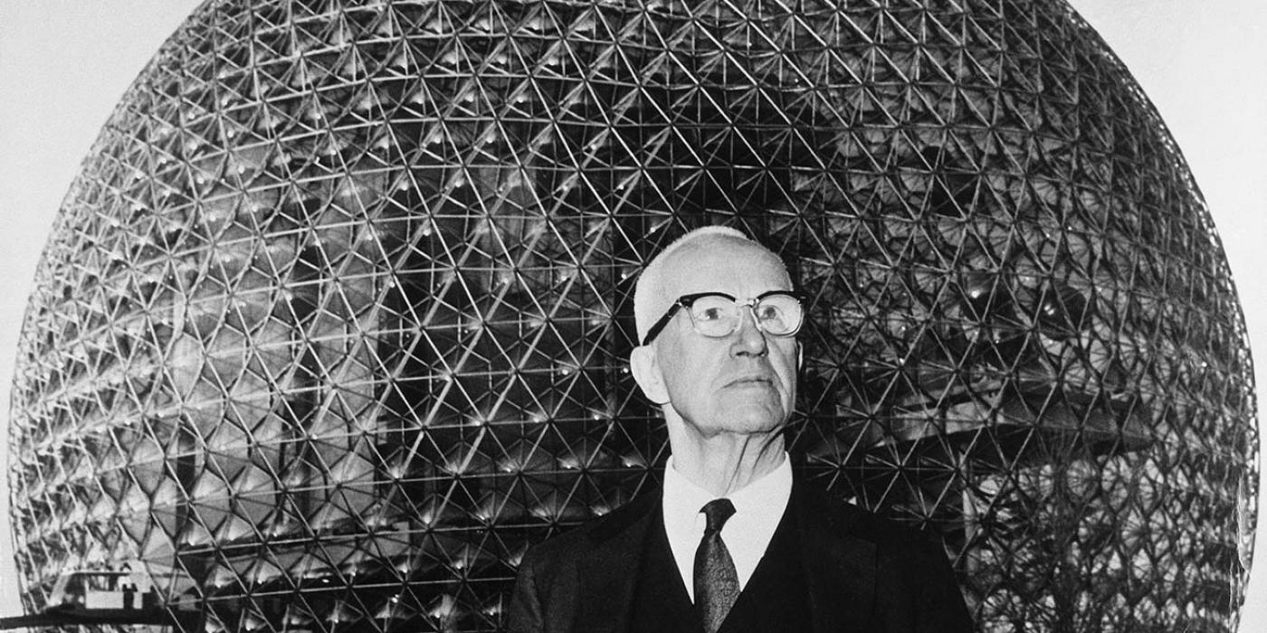 Buckminster Fuller's geodesic domes have been influential for the new wave of aviation technologists and designers.